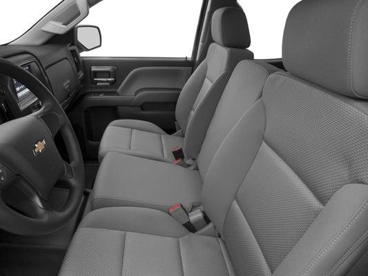 2016 chevy silverado rear seat fold down