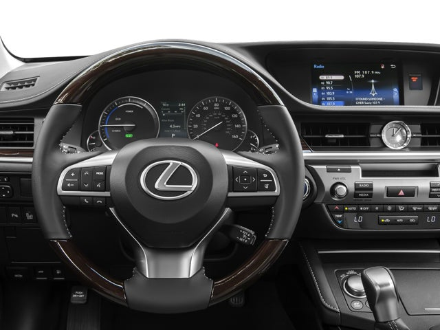 2016 Lexus Es 300h Hybrid In Norwich Ct Antonino Auto Group