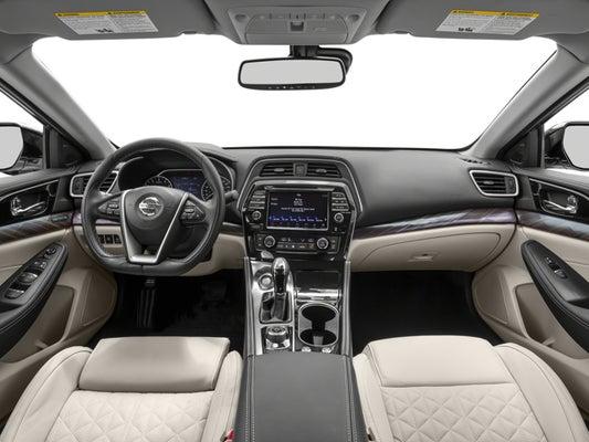 2016 Nissan Maxima 3 5 Sl In Norwich Ct Antonino Auto Group