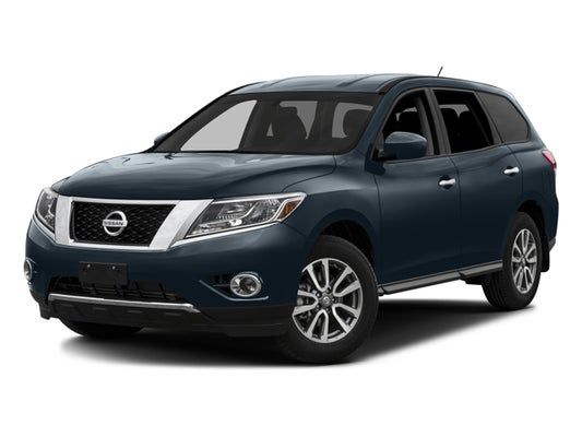 2016 Nissan Pathfinder Sv In Norwich Ct Antonino Auto Group