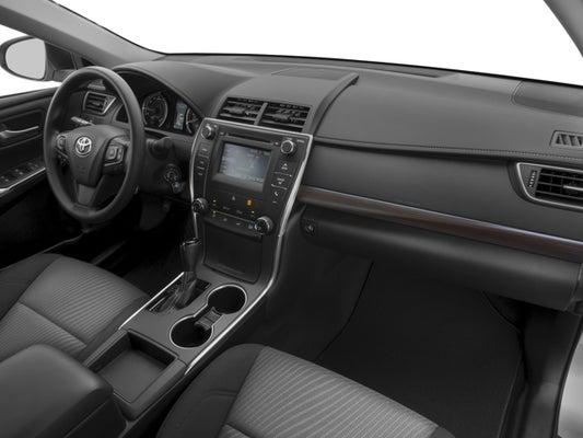 2017 Toyota Camry Se In Norwich Ct Antonino Auto Group
