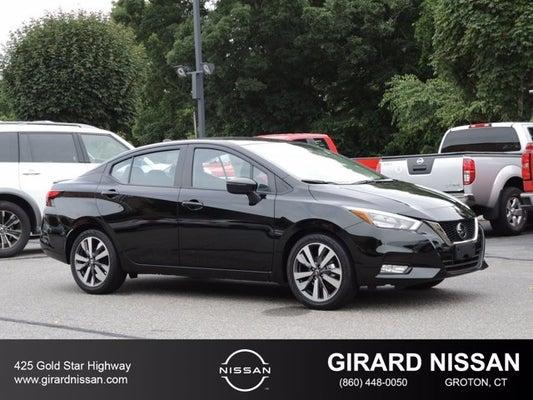 2020 Nissan Versa Sr Norwich Ct New London Groton Colchester Connecticut 3n1cn8fv7ll800773